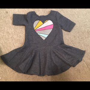 Toddler Girl casual dress